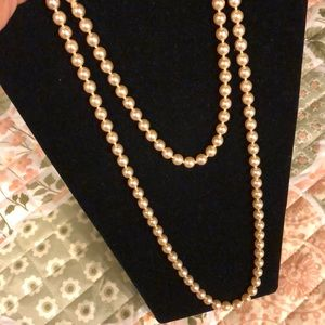 "48"" Long Pearls"